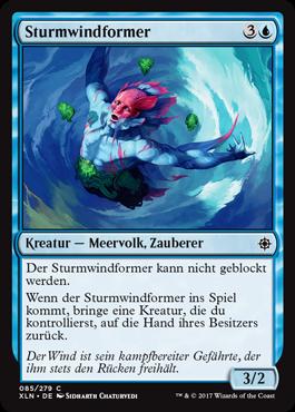 Sturmwindformer