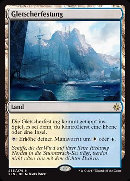 Gletscherfestung