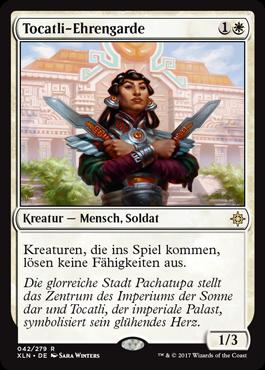 Tocatli-Ehrengarde