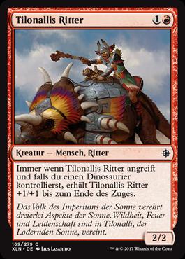 Tilonallis Ritter