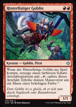 Hinterlistiger Goblin