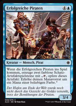 Erfolgreiche Piraten