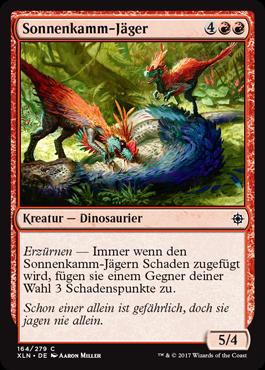Sonnenkamm-Jäger