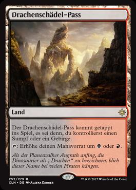 Drachenschädel-Pass