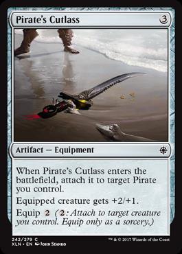 Pirate�s Cutlass