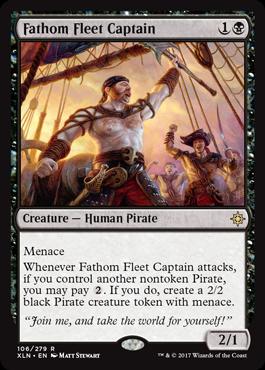 深海艦隊の船長