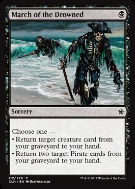 溺死者の行進