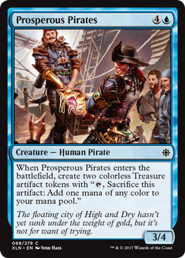 裕福な海賊