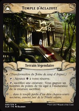 Temple d'Aclazotz