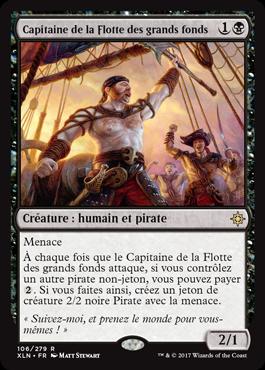 Capitaine de la Flotte des grands fonds