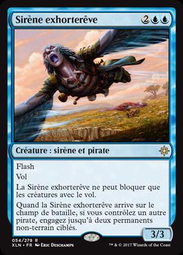 Sirène exhorterêve
