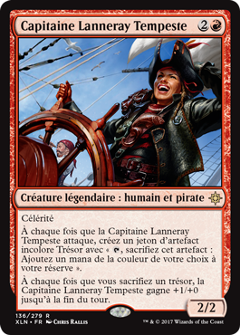 Capitaine Lanneray Tempeste