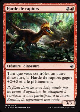 Harde de raptors