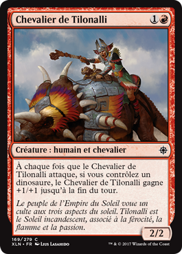Chevalier de Tilonalli