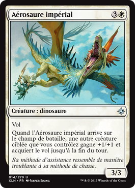 Aérosaure impérial