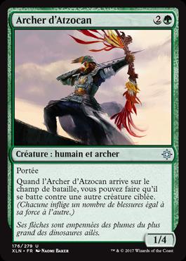 Archer d'Atzocan