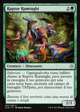 Raptor Raminghi