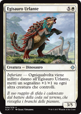 Egisauro Urlante