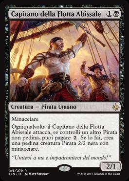 Capitano della Flotta Abissale