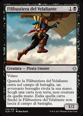 Filibustiera del Velaliante