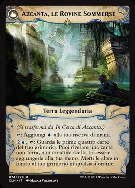 Azcanta, the Sunken Ruin