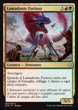 Lamadonte Furioso