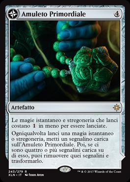 Amuleto Primordiale