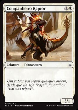 Companheiro Raptor