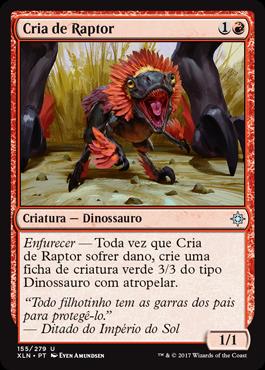 Cria de Raptor