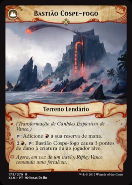 Bastião Cospe‑fogo