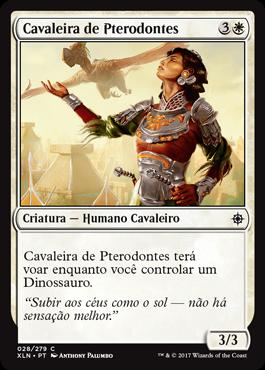 Cavaleira de Pterodontes