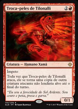 Troca‑peles de Tilonalli
