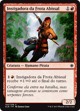 Instigadora da Frota Abissal