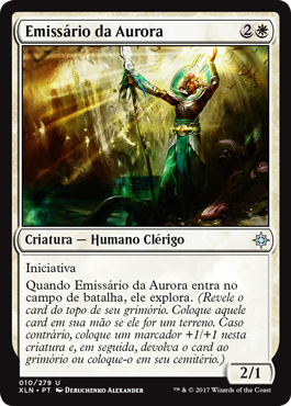 Emissário da Aurora