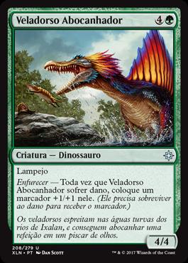 Veladorso Abocanhador