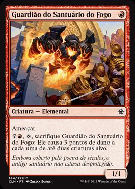 Guardião do Santuário do Fogo