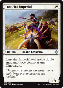 Lanceira Imperial