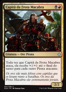 Capitã da Frota Macabra