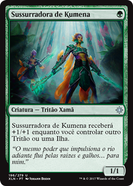Sussurradora de Kumena