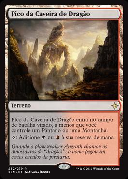 Pico da Caveira de Dragão