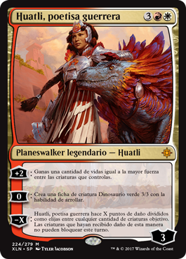 Huatli, poetisa guerrera