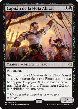 Capitán de la Flota Abisal