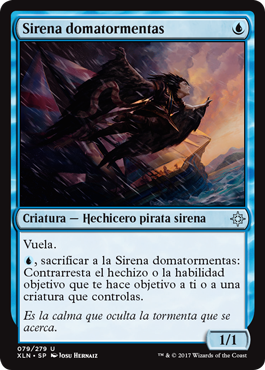 Sirena domatormentas