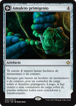 Amuleto primigenio