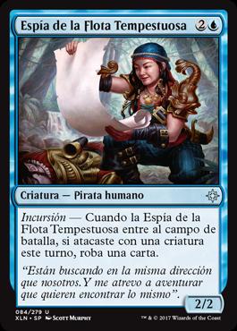 Espía de la Flota Tempestuosa