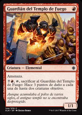 Guardián del Templo de Fuego