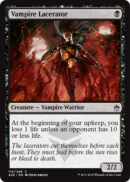 Vampire Lacerator