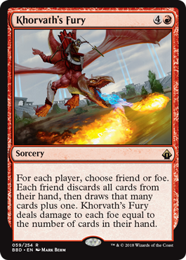 Khorvath's Fury