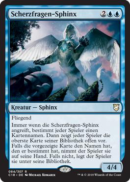 Scherzfragen-Sphinx