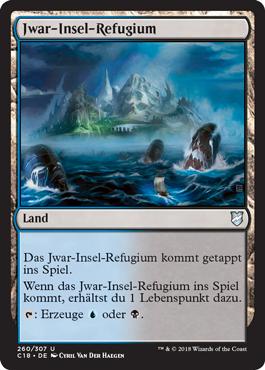 Jwar-Insel-Refugium